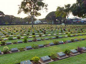 Friedhof Kanchanaburi