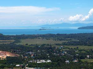 Küste von Koh Samui