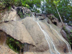 Saiyoknoi Wasserfall Nam Tok Kanchanaburi
