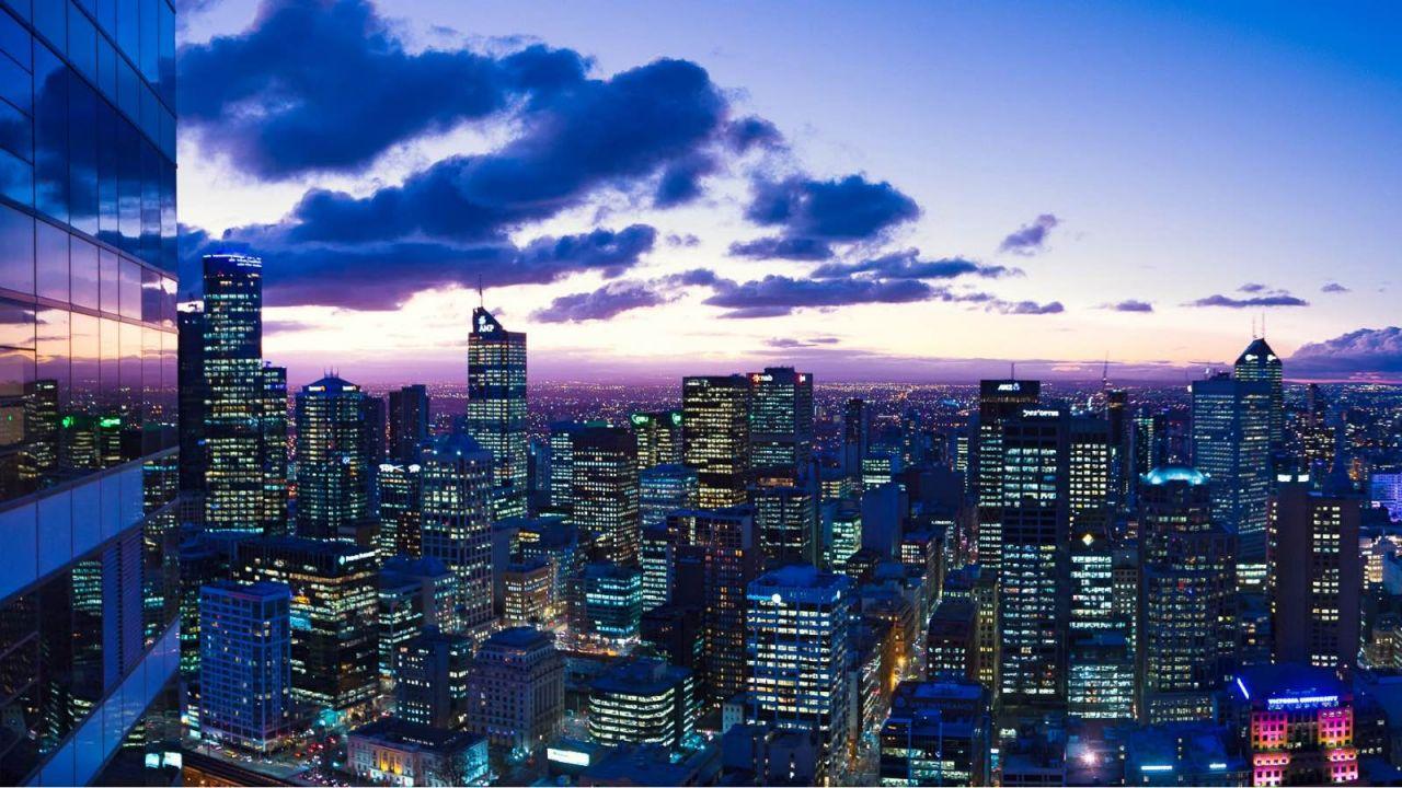 Von Sydney nach Melbourne