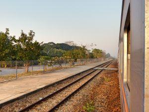 Zug von Bangkok nach Aranyaprathet