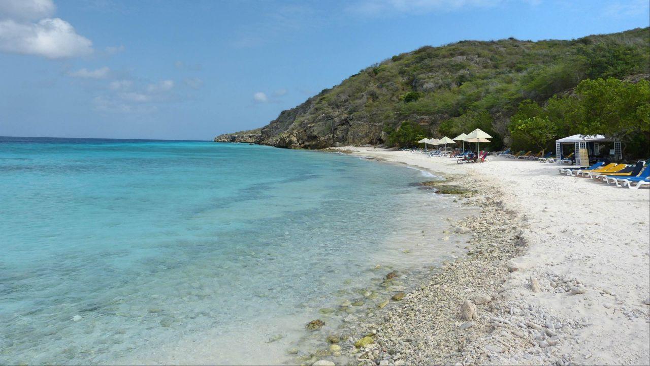 Von Aruba nach Curaçao
