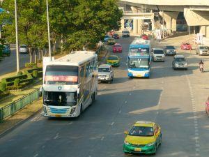Bus nach Phuket