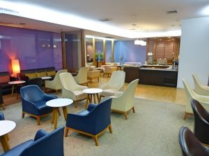 Thai Airways Lounge Flughafen Phuket