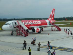 Avión y Ferri Bangkok / Koh Tao