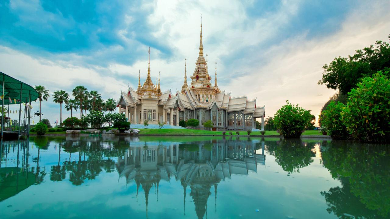 Von Chiang Mai nach Chiang Rai