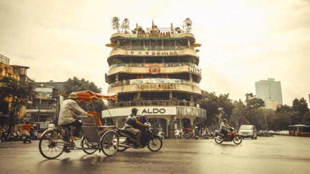 Von Ho Chi Minh nach Hanoi