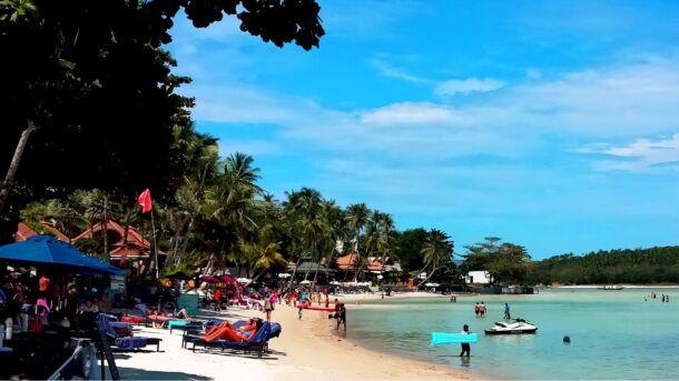 Von Phuket nach Koh Samui