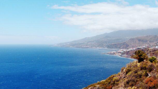 Von Teneriffa nach La Palma